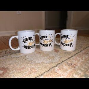 🔥NEW🔥 2021 Reach for the st Mug 16 Oz Graduation